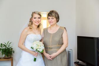 s krásnou maminkou