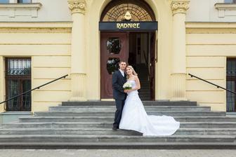 první novomanželská :)