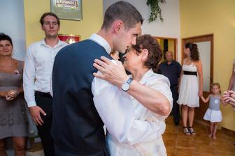 s babičkou :)
