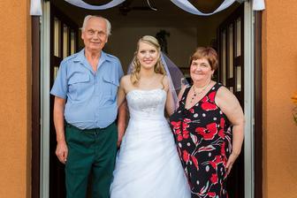 dědeček Jarka a jeho přítelkyně :)