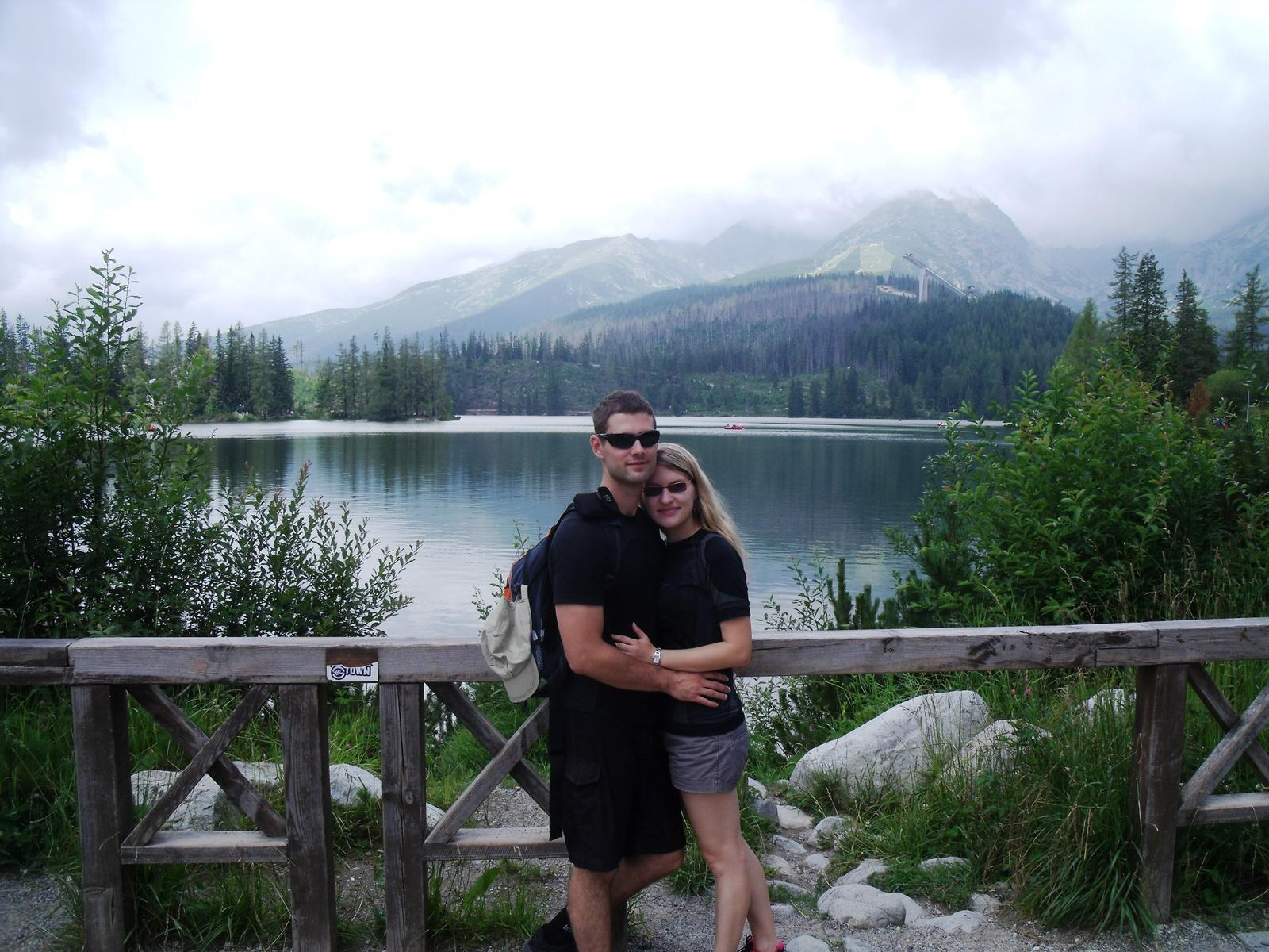 Petra{{_AND_}}Jarek - Tak máme za sebou první výročí svatby a náš vztah je čím dál lepší, jsem po boku svého muže moc šťastná :) fotečka ze svatební cesty v Tatrách