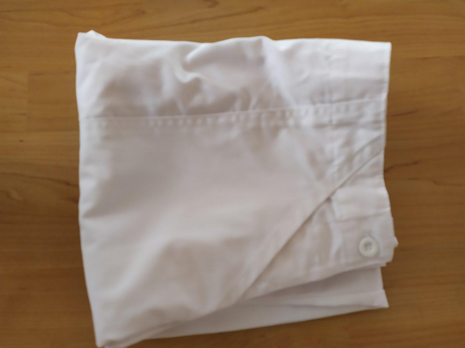 biele pracovné nohavice - Obrázok č. 2