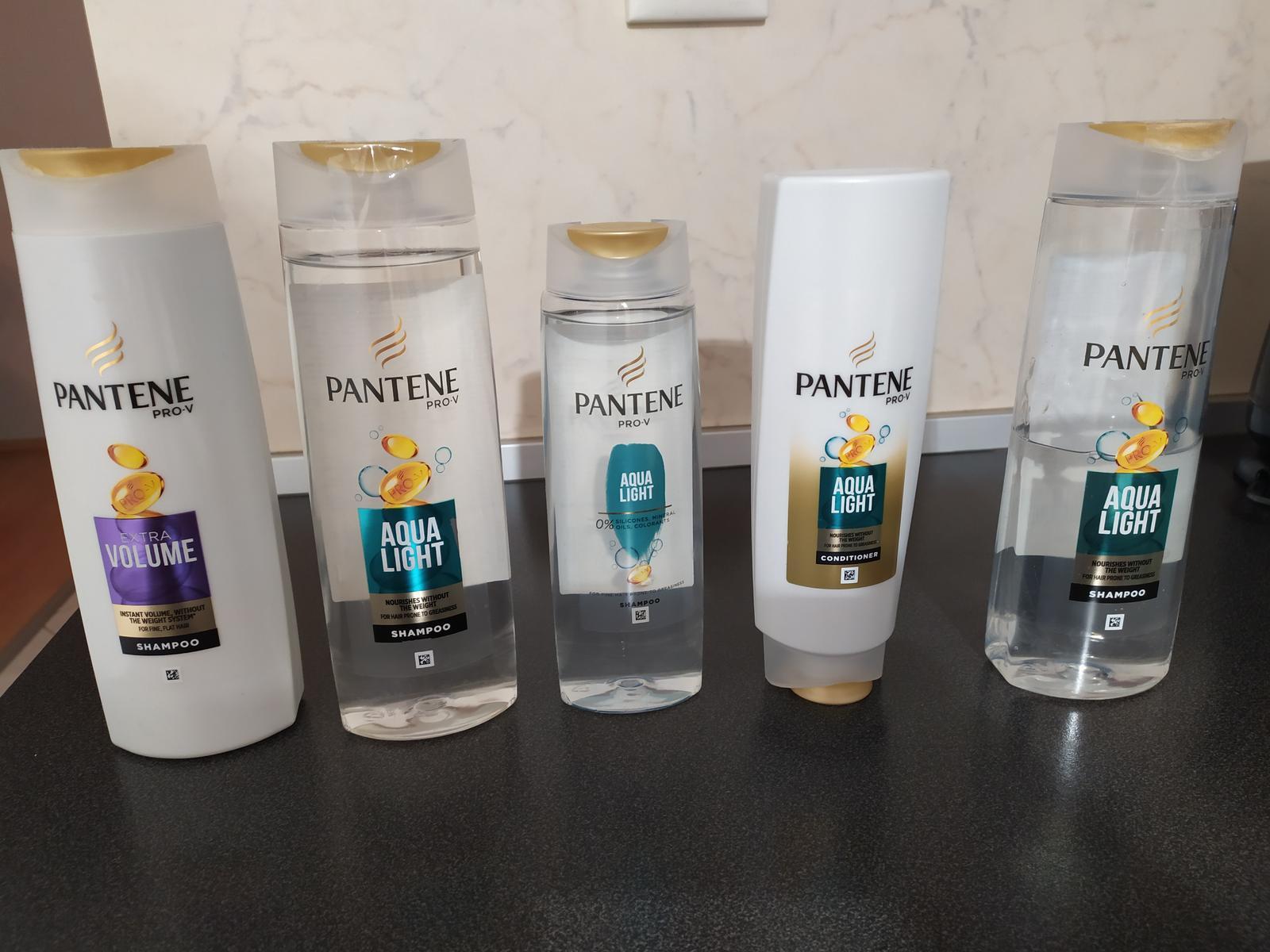 šampon a balzam na vlasy - Obrázok č. 1