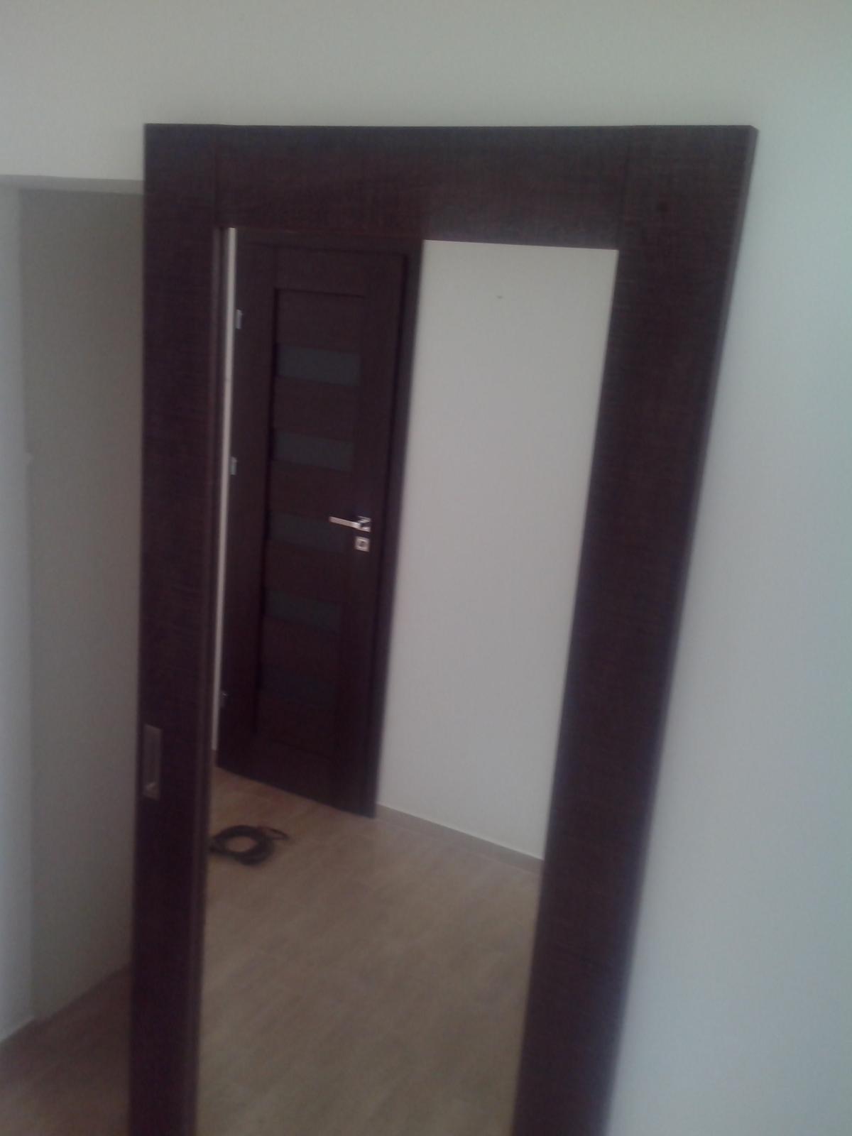 Interiérové posuvné dvere - Posuvné dvere s neviditeľnou mechanikou - Maghreb
