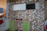 Detská izba buk marburg / zelená pastel