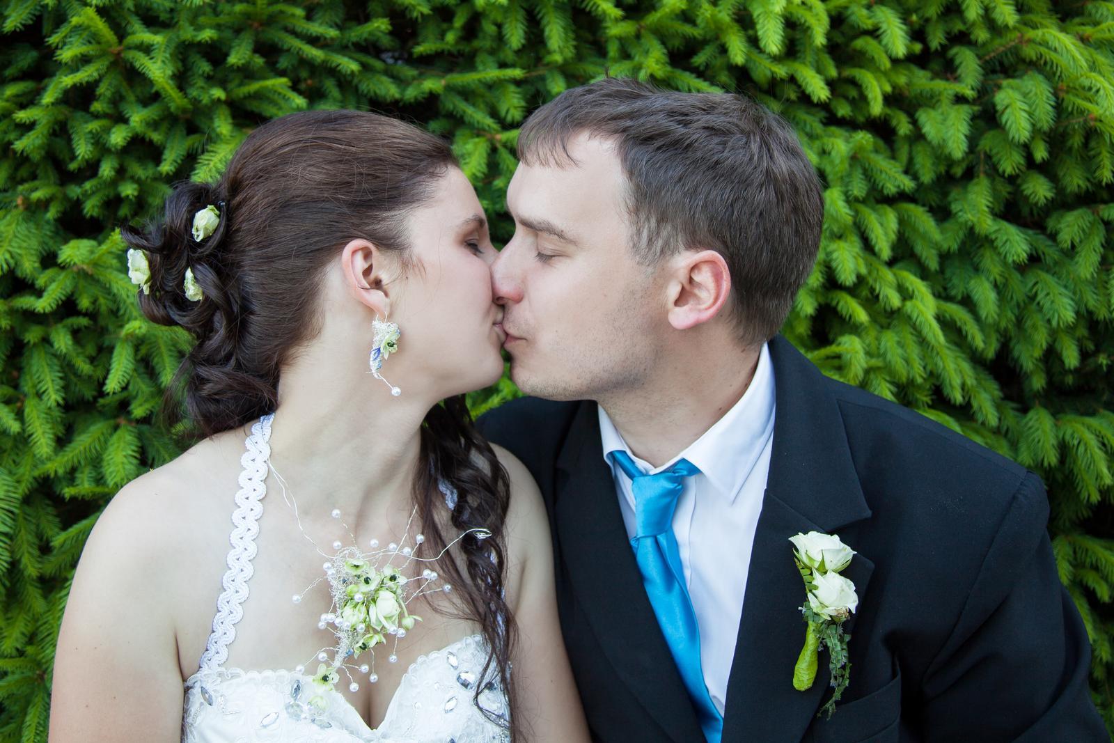 Hajuška{{_AND_}}Roman Lesní svatba - Obrázek č. 200
