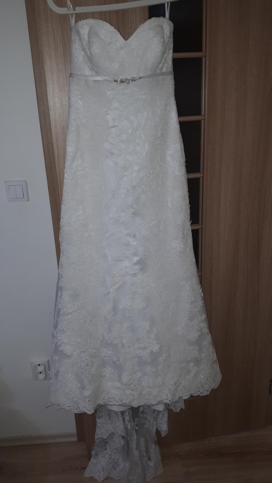 Svadobné šaty Allure Bridals - Obrázok č. 1