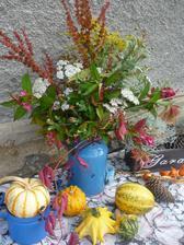 vzpomínka na podzim - miluji ho, pro jeho rozmanitost