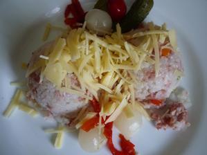 české rizoto se sýrem
