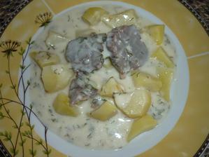 koprovka s bramborem