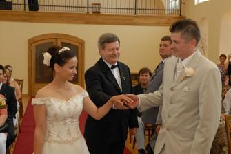 Předání nevěsty
