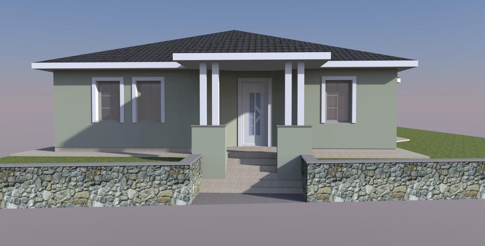 Prebiehajuce projekty - Obnova fasády, schodiska a terasy