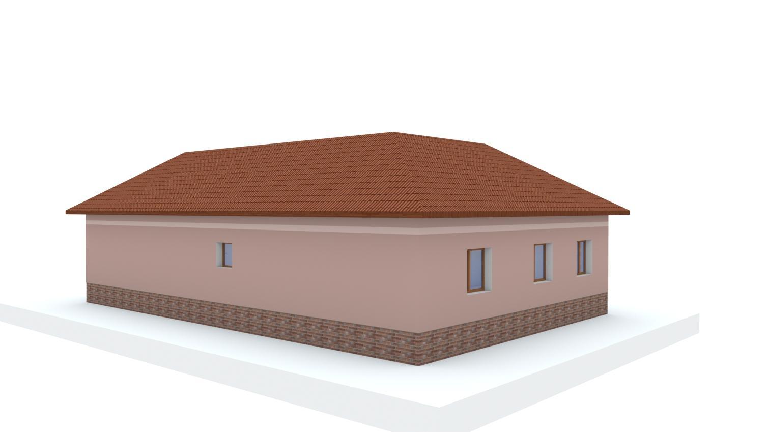 Návrh fasády rodinného domu - Obrázok č. 7