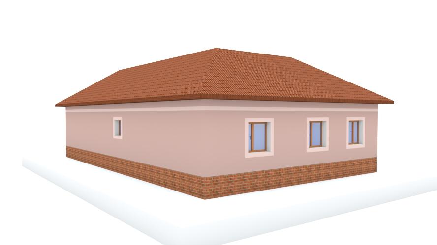 Návrh fasády rodinného domu - Obrázok č. 8