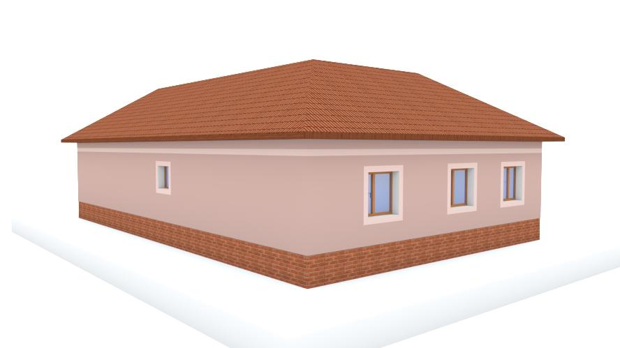Návrh fasády rodinného domu - Obrázok č. 10