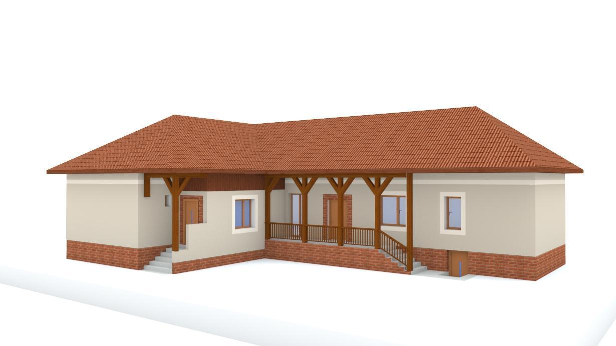 Návrh fasády rodinného domu - Obrázok č. 13