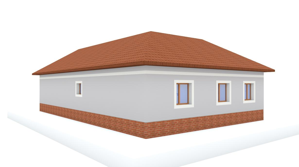 Návrh fasády rodinného domu - Obrázok č. 15