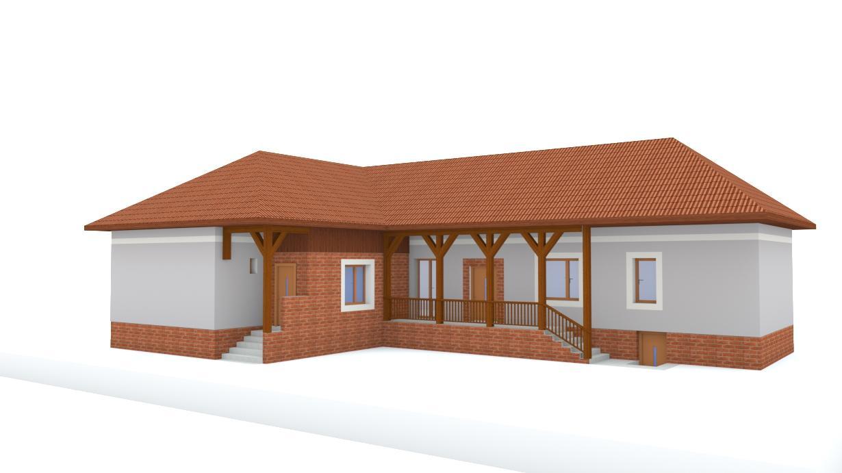 Návrh fasády rodinného domu - Obrázok č. 16