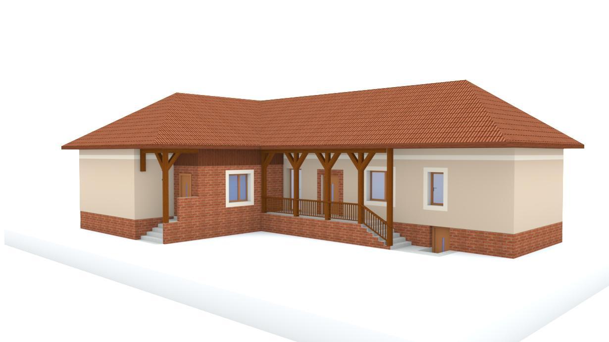 Návrh fasády rodinného domu - Obrázok č. 18