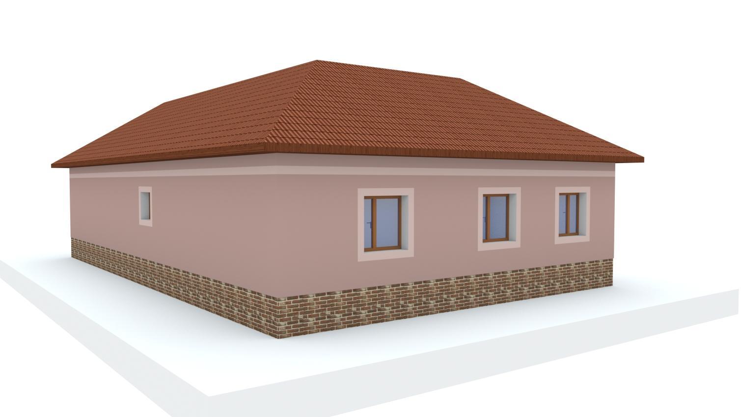 Návrh fasády rodinného domu - Obrázok č. 20