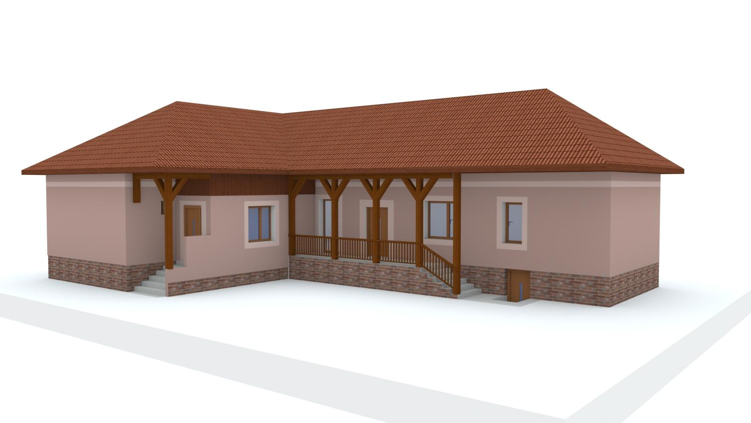 Návrh fasády rodinného domu - Obrázok č. 22
