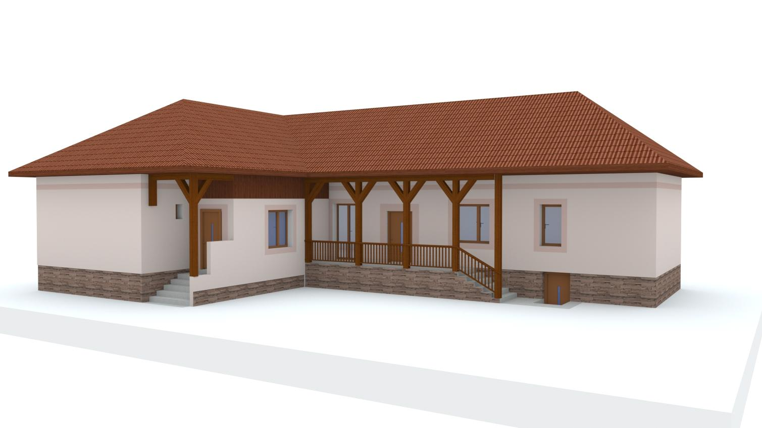 Návrh fasády rodinného domu - Obrázok č. 24