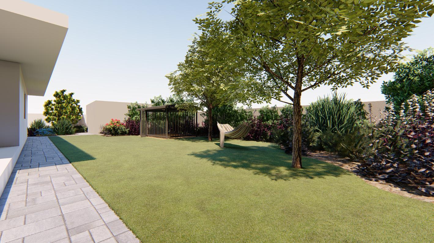 Návrh záhrady rodinného domu - Obrázok č. 29