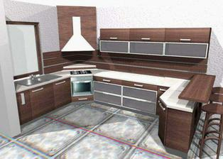Moja vysnívaná kuchyna