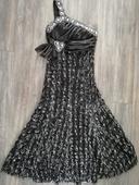 Spoločenske šaty, TOP stav, Vel. 42, 42