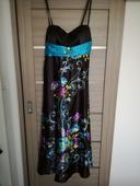 Spoločenske šaty, TOP stav, Vel. L/XL, 44