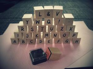 pečiatková abeceda...a môžem sa s ňou začať učiť písať :D