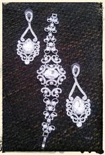 nádherné šperky sú už domka :)
