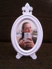 toto zrkadielko ma dostalo,určite bude súčasťou fotiek...