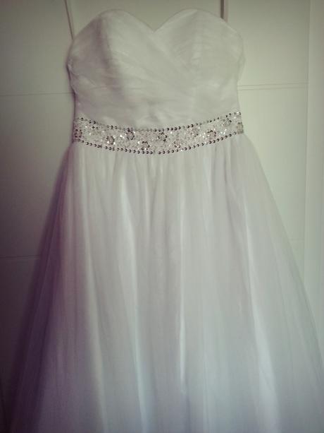Princeznovské svadobné šaty - Obrázok č. 3