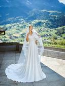 Svadobné šaty - Model 1057, 38