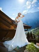 Svadobné šaty - Model 1062, 38
