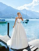Svadobné šaty - Model 1043, 38