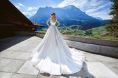 Svadobné šaty - Model 1048, 38