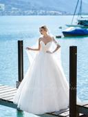 Svadobné šaty - Model 1064, 38