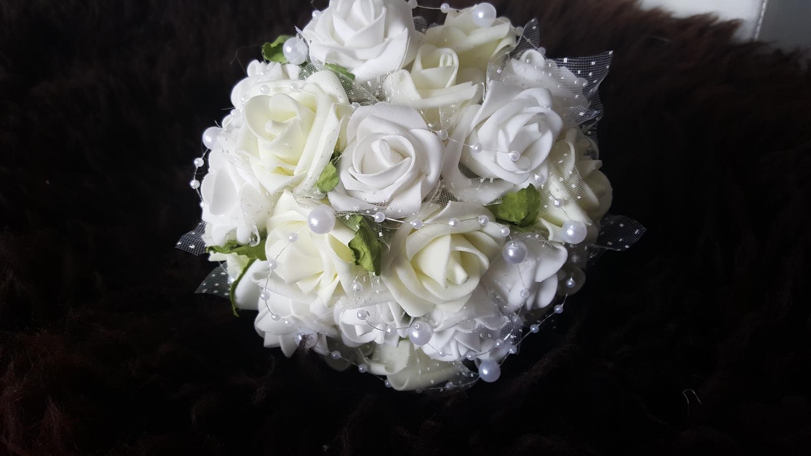 Svadobná kytica 💐 - Obrázok č. 3