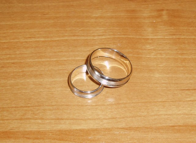 Nasa svadba - obrucky