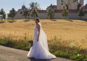 Svatební šaty Maggie Sottero Velma, 38