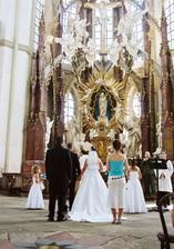 nádherný klášter.........