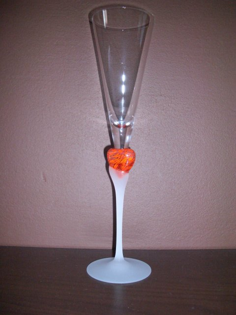 A&D 7.7.2007 - naše svadobné poháriky ešte pred gravírovaním