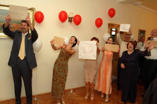 A&D{{_AND_}}náš svadobný deň - porota nám dala samé 10 :-)
