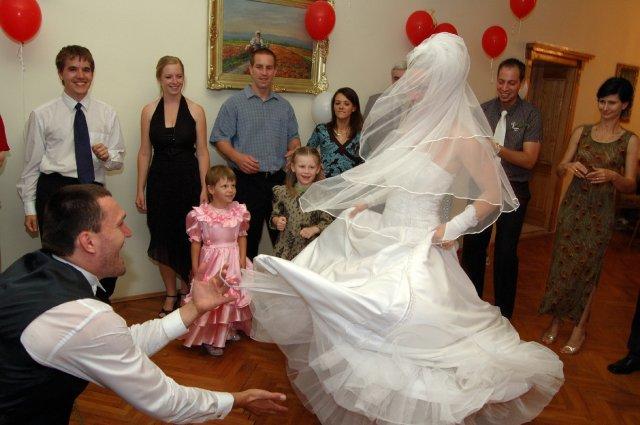 A&D{{_AND_}}náš svadobný deň - a zábava pokračovala