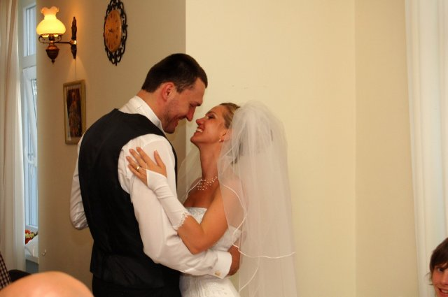 A&D{{_AND_}}náš svadobný deň - I love you
