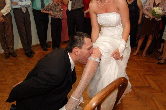 A&D{{_AND_}}náš svadobný deň - aj podväzok sme hádzali