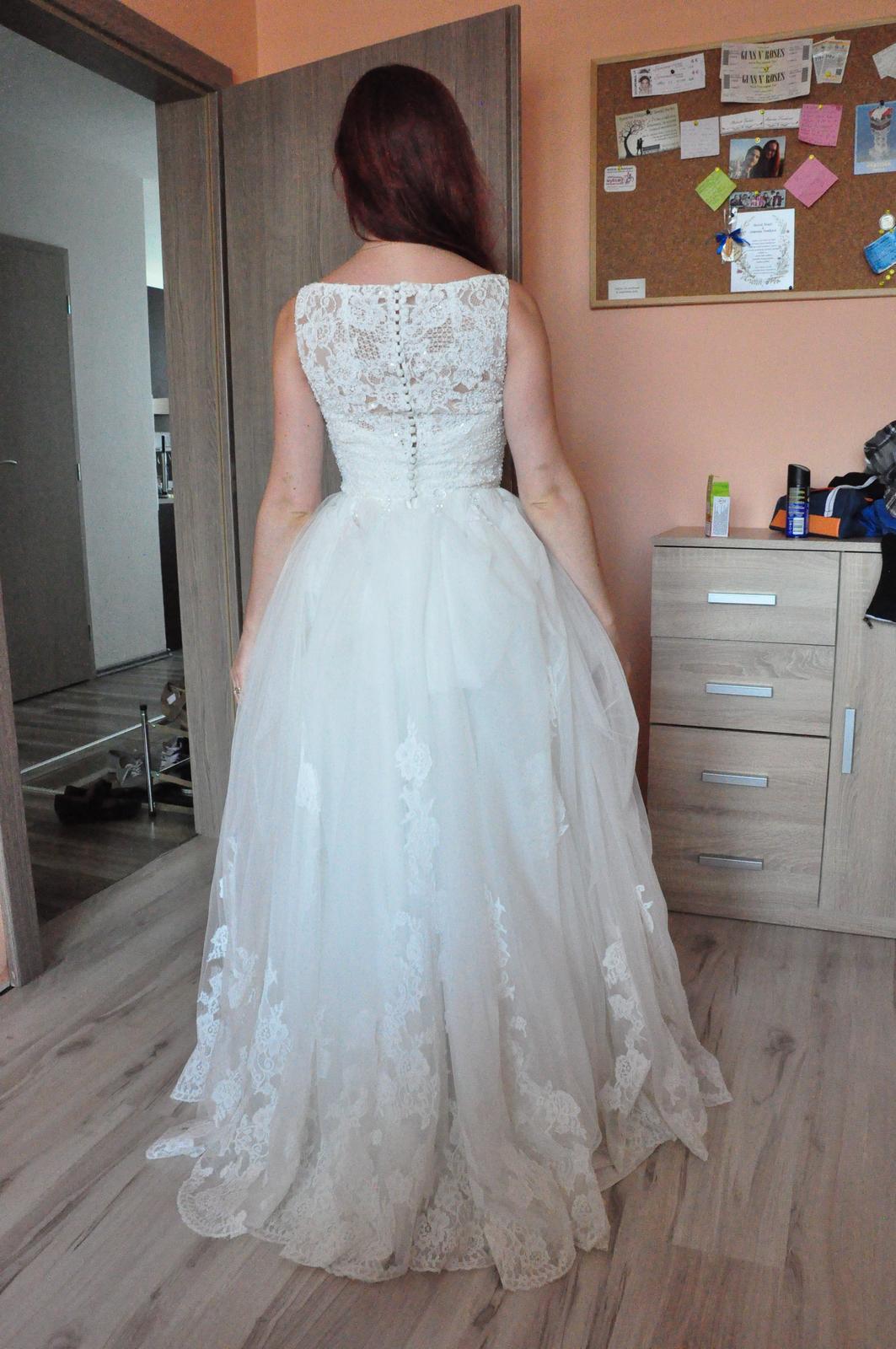 Svadobné šaty Maggie Sottero Willow - Obrázok č. 2
