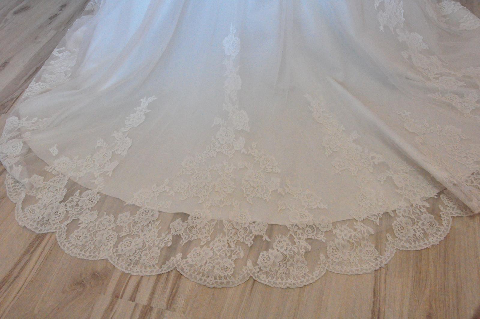 Svadobné šaty Maggie Sottero Willow - Obrázok č. 4